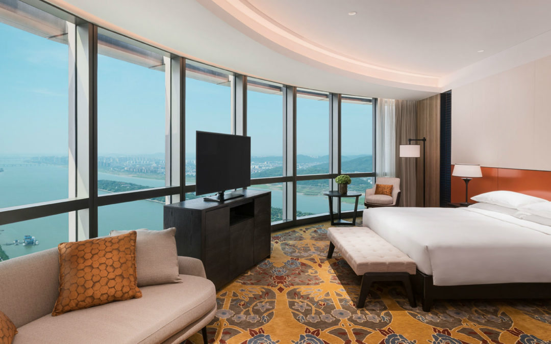 Grand Hyatt Changsha Opens in South-Central China