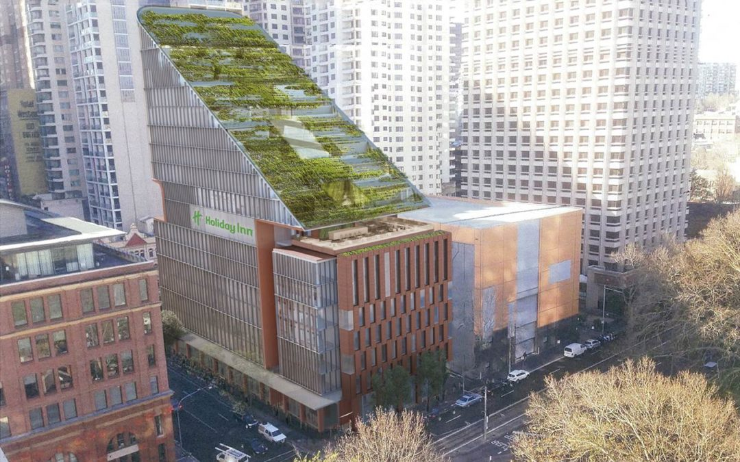IHG extends its footprint in Sydney's CBD with signing of Holiday Inn