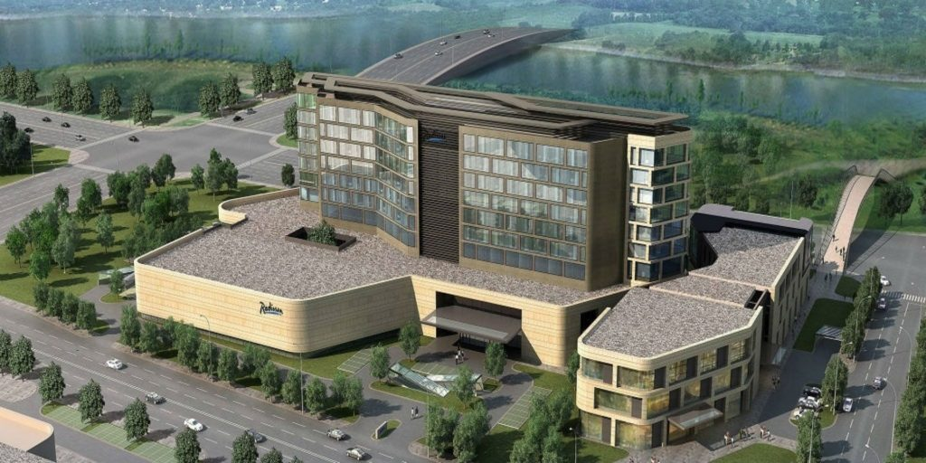 Radisson Blu continues global expansion with new hotel in China