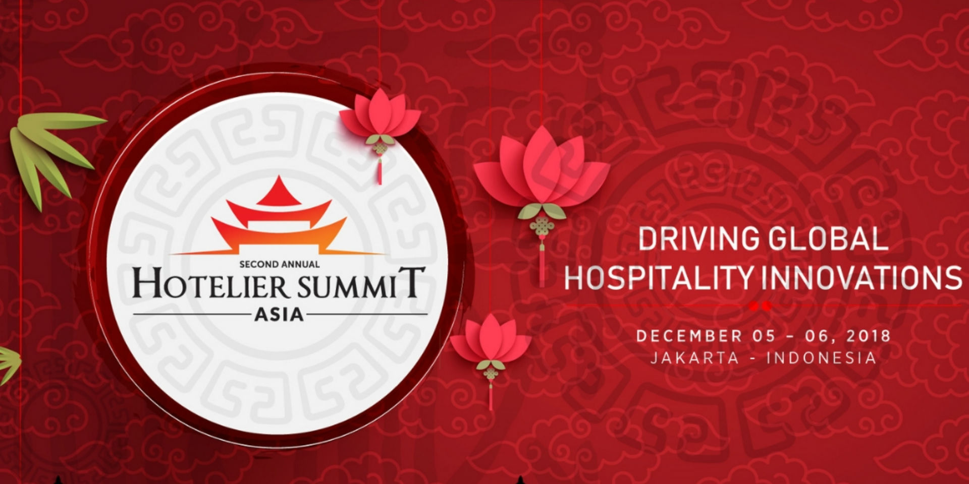 Hotelier Summit Asia 2018 to be held on Dec 5-6 in Jakarta