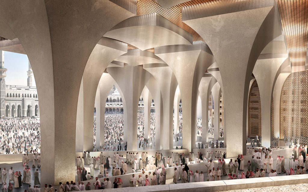 Foster + Partners Wins Luxury Hotel and Apartment Project in Mecca