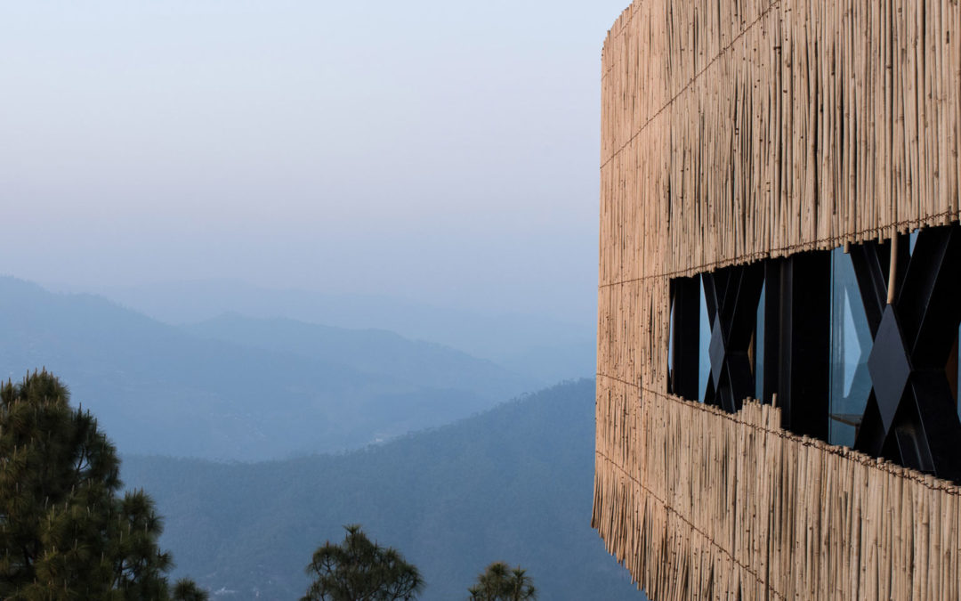 New Himalayan hotel immerses guests in contemplative surroundings