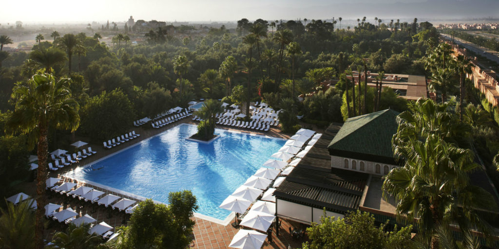Moroccan government plans to sell its stake in a world-famous hotel
