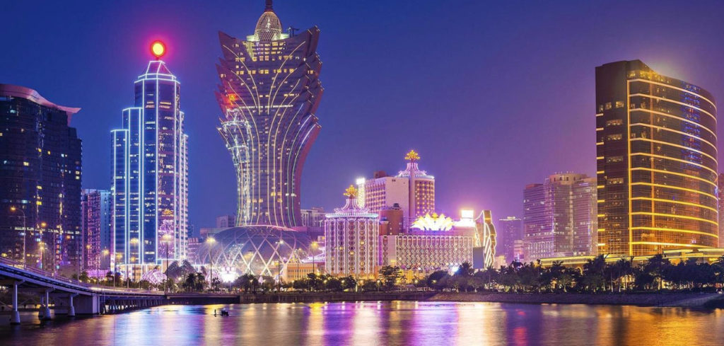 Macau ranking high on developers' lists