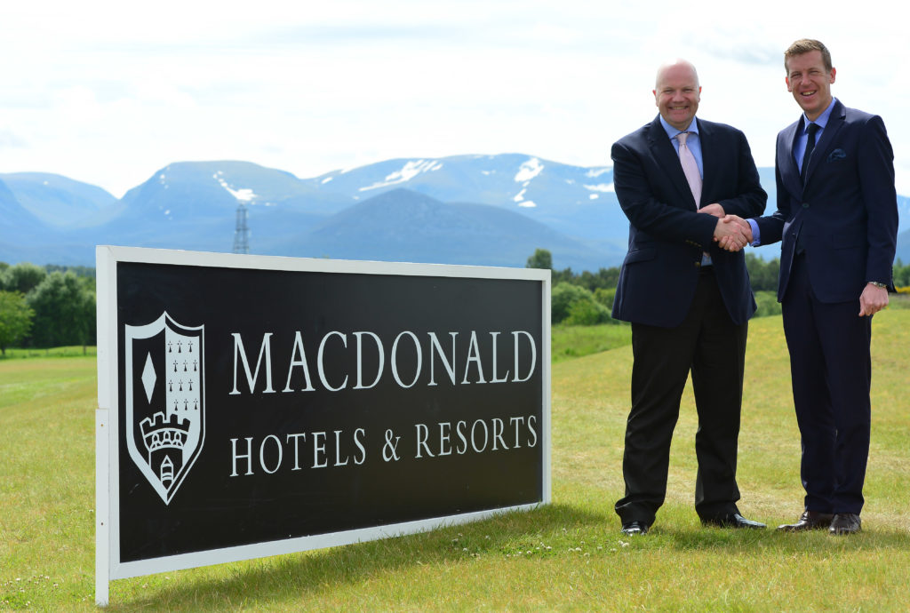 Macdonald Hotels heralds a good year as 2016 closed on a high