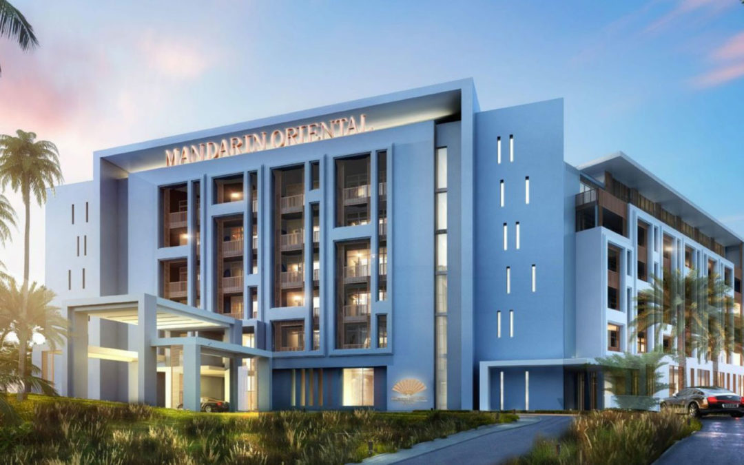 Mandarin Oriental Hotel Group Sings on to Manage New Property
