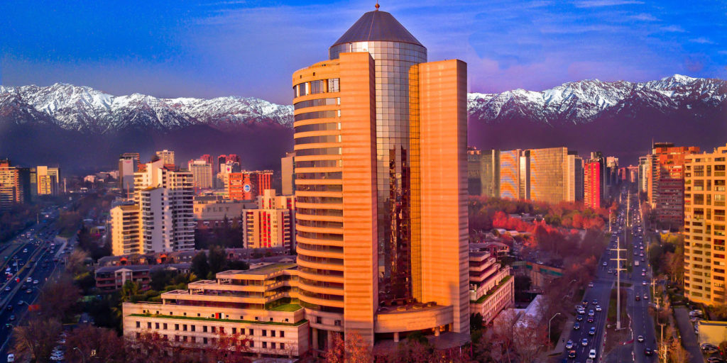 The hotel market in Chile is heating up