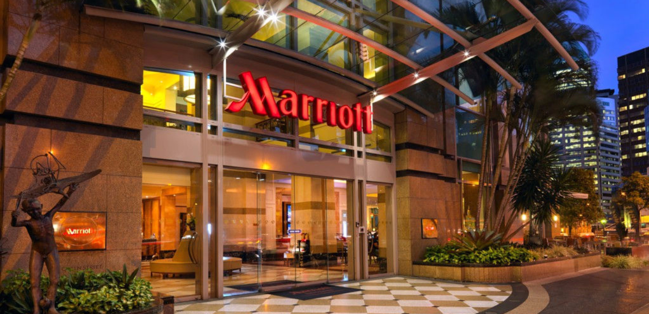 Marriott goes from strength to strength with string of awards
