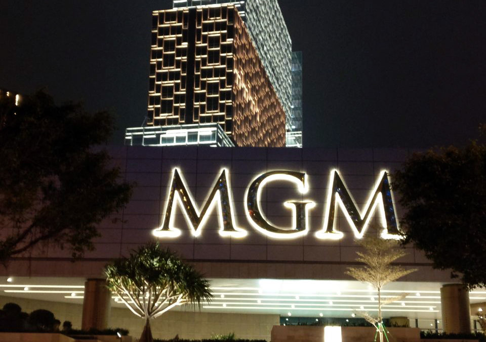 MGM, world's leading integrated resort operator, has selected VDA's Italian technology for its newly opened Resort in Cotai (Macao)