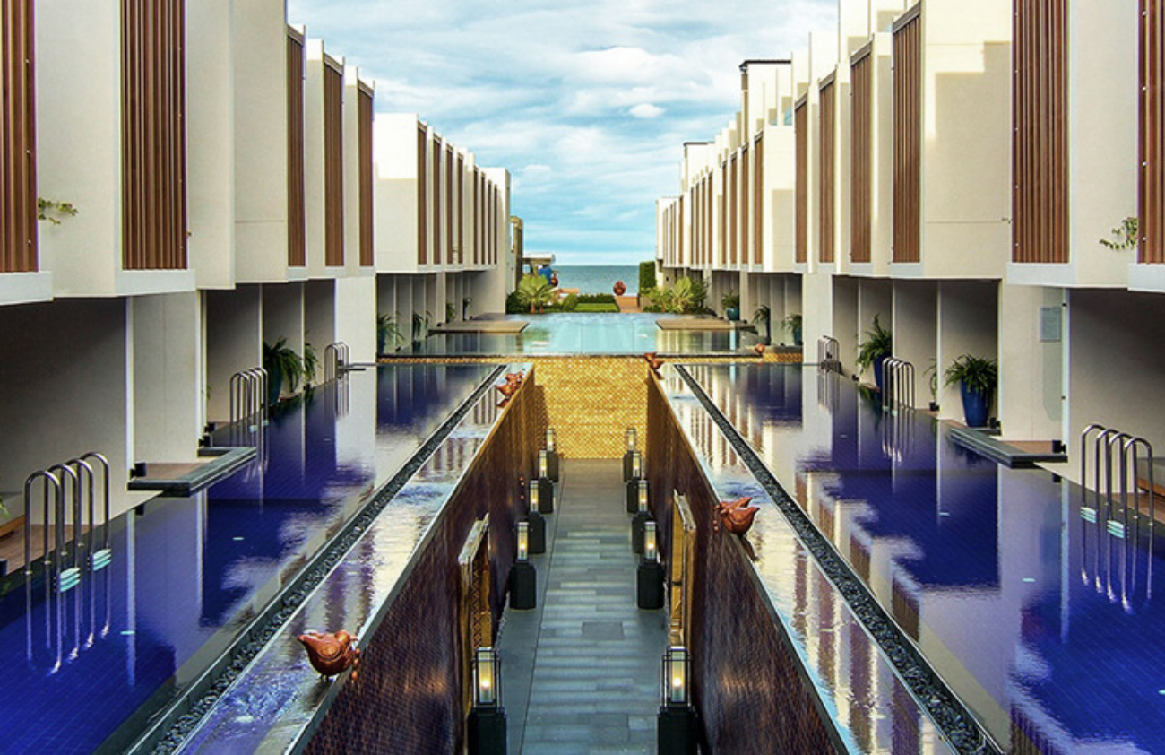 Radisson Blu Resort Hua Hin sets new design standards on Thai Riviera