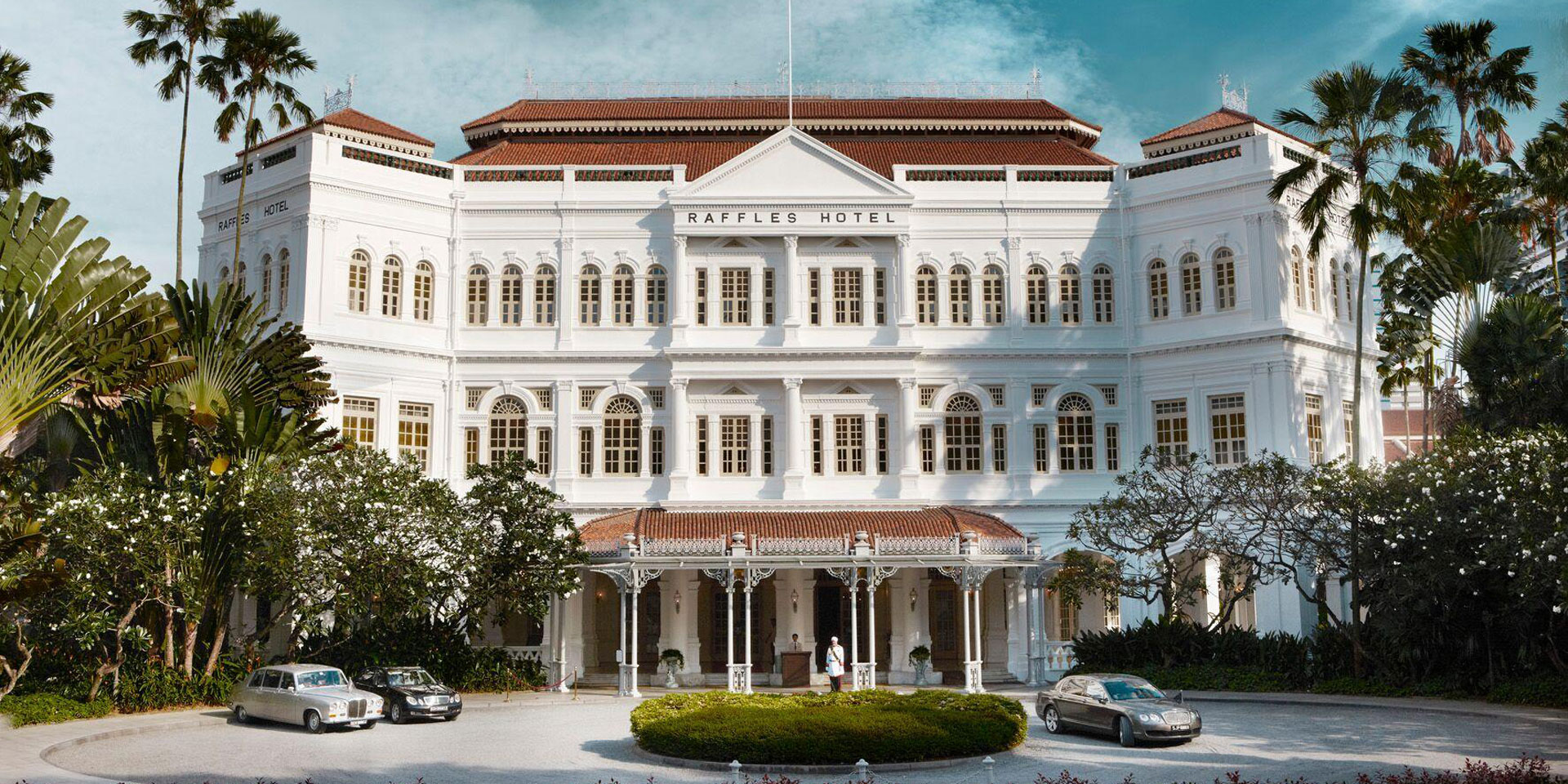 Historic Raffles hotel in Singapore to get a luxury makeover