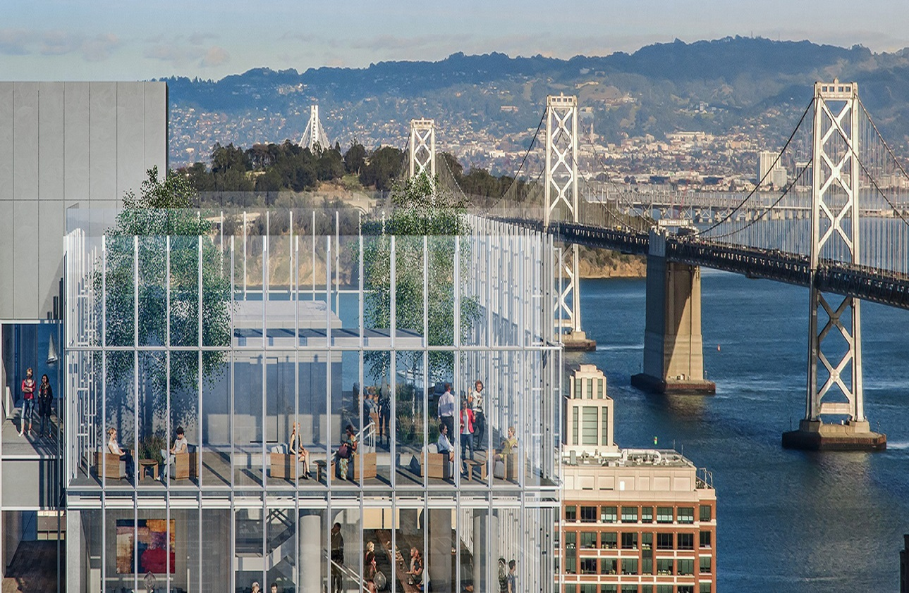 Starchitect Renzo Piano to design new hotel tower in San Francisco