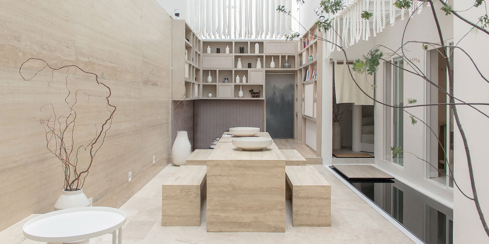 New Hotel in Mexico City Channels Japanese Zen