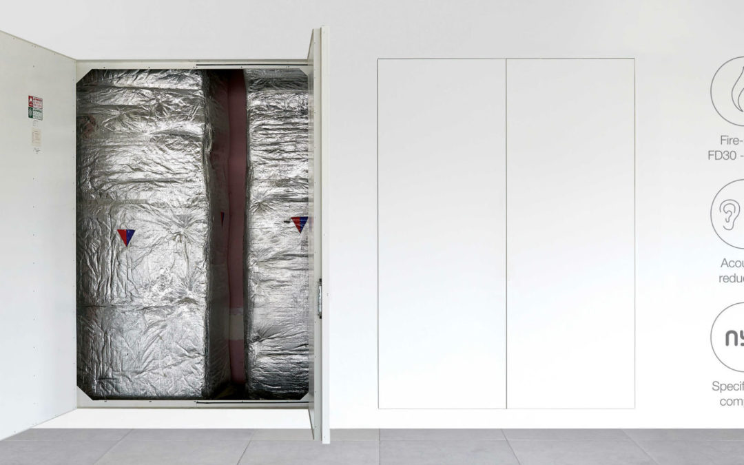 Selo offers Contemporary interior doorsets for perfect hotel rooms