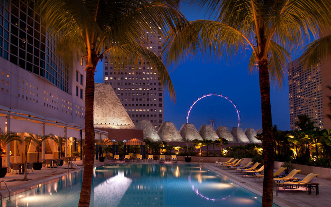 Singapore's hotel market to expand in 2017