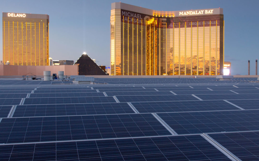 MGM Resorts Announces New Plans to Go Green