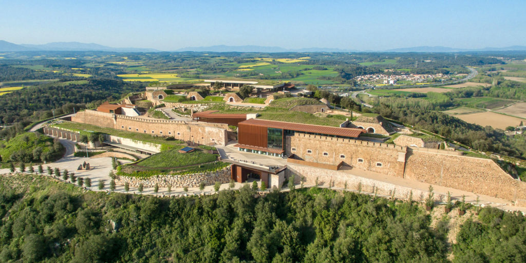 Spanish fortress converted into stunning hotel