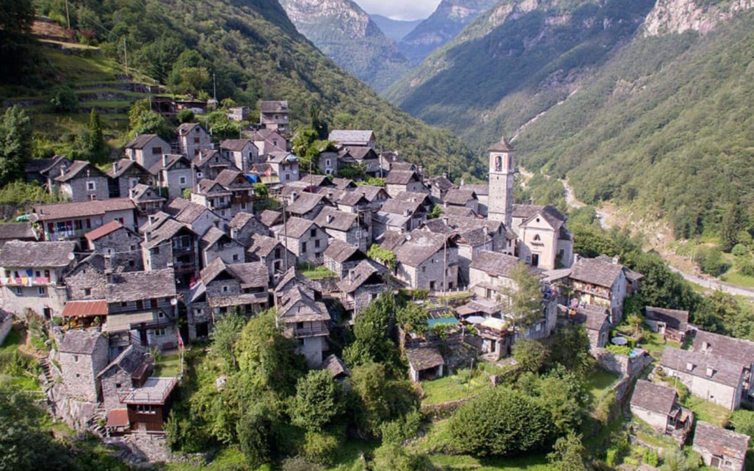 Swiss Village to Be Converted Into Scattered Hotel
