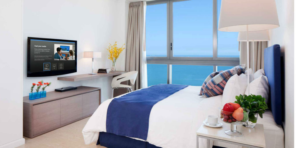 TeleAdapt helps hotels to keep up with the media offerings that guests expect
