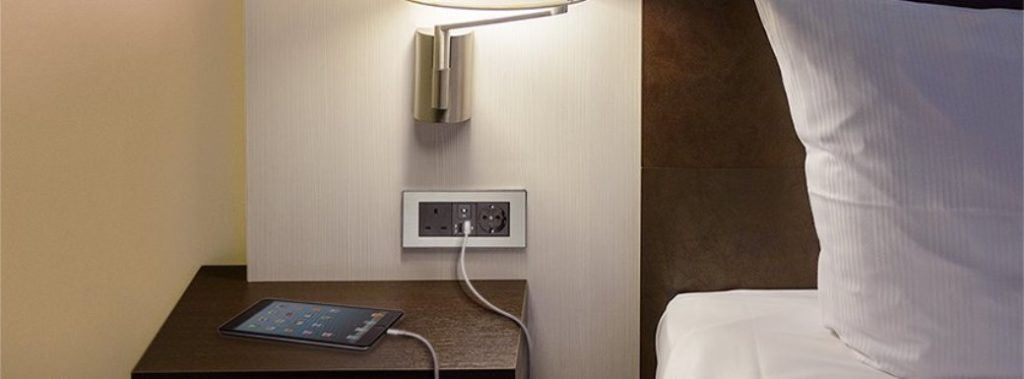 over 4 million hotel rooms worldwide connected through Teleadapt's connectivity products