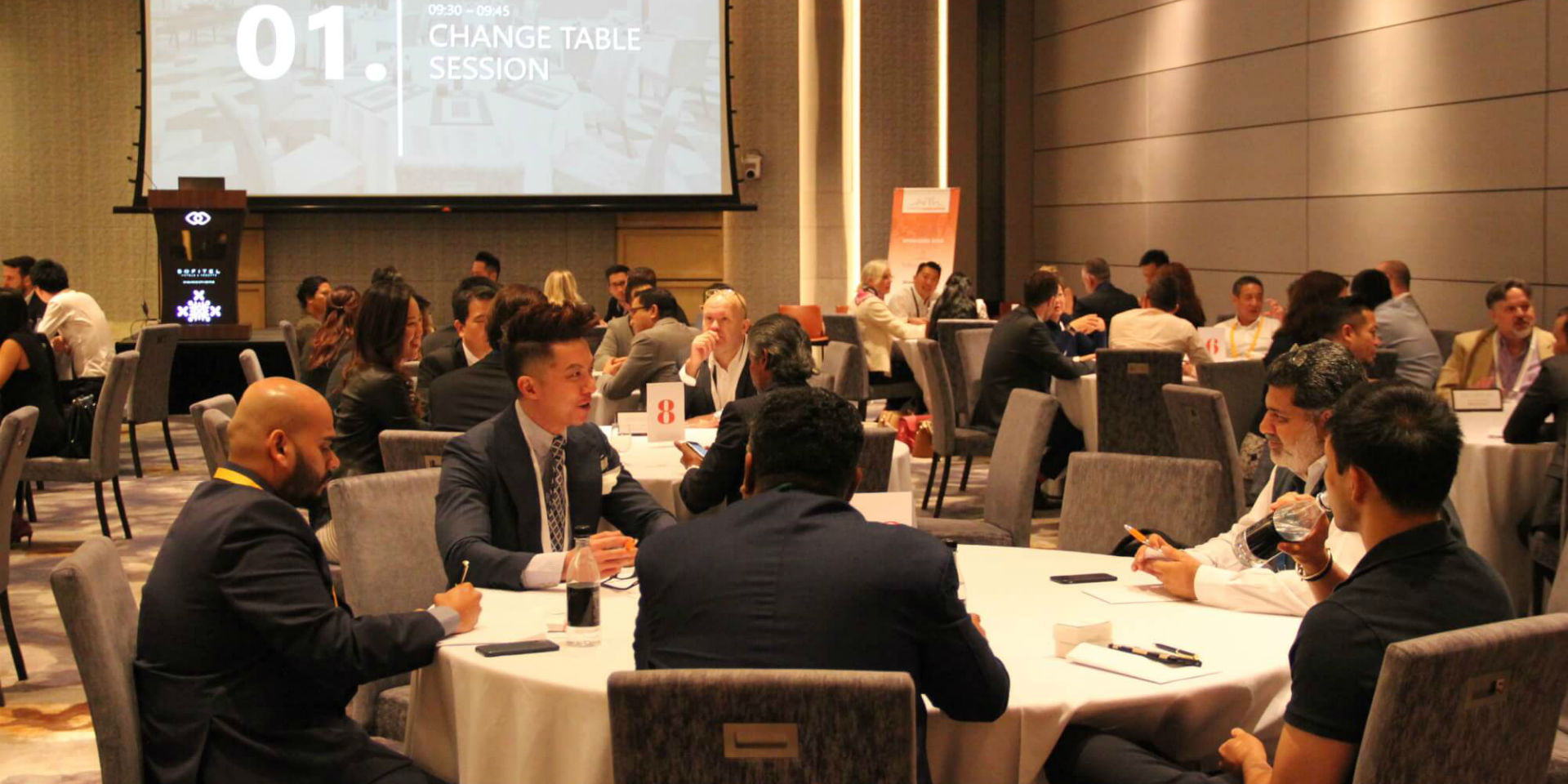 TOPHOTELWORLDTOUR Event a Success in Singapore