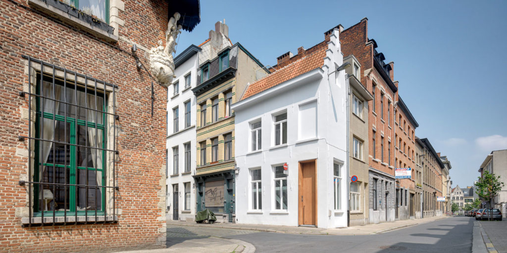 Antwerp Welcomes New One Room Hotel