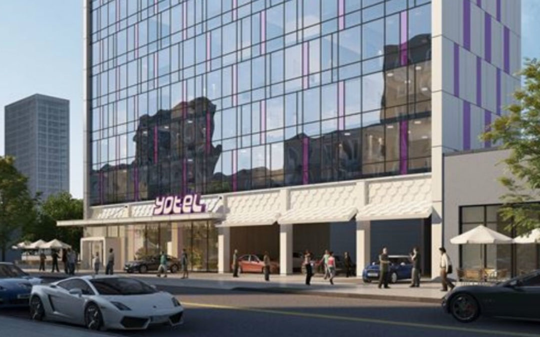 Yotel announces second hotel in New York