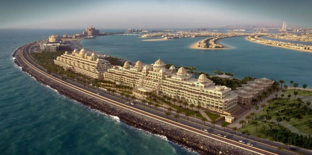 Scintillating new Kempinski hotel opens in Dubai