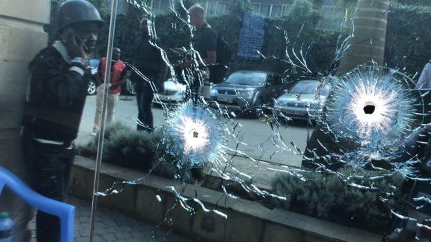 Breaking news: Terror attack hits Nairobi's upscale DusitD2 hotel