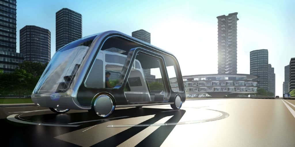 Revving into town: get ready for self-driving hotel rooms