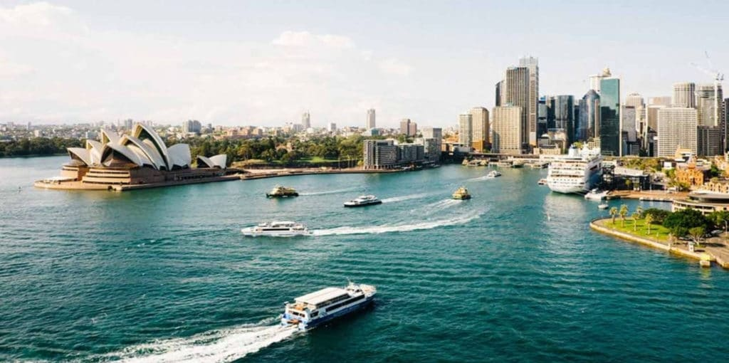2018 proves bumper year for tourism in Australia [Infographic]