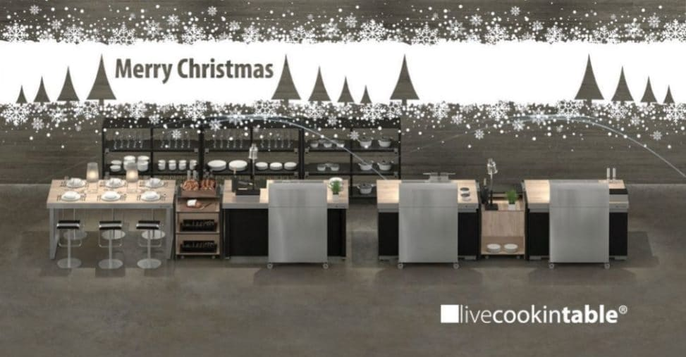 livecookintable – The Baukasten – wishing you a festive season