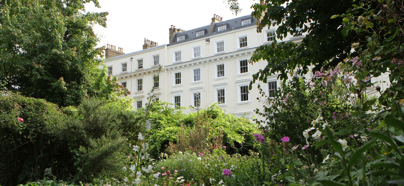 A VDA case study: the Eccleston Square Hotel