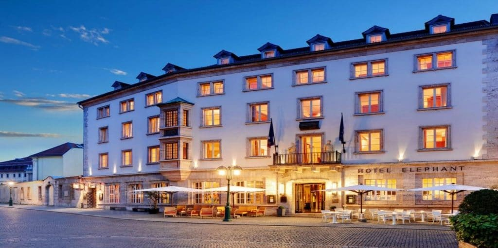 Marriott's Autograph Collection adds Hotel Elephant Weimar to its German portfolio