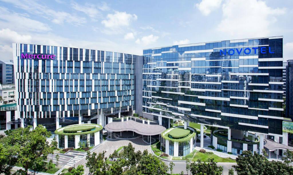 Comprador busca adquirir los hoteles Mercure y Novotel de Singapur por $950 millones
