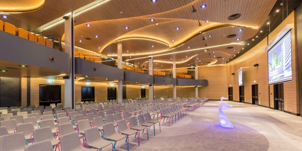 Ven Global is ahead of the curve in ballroom design