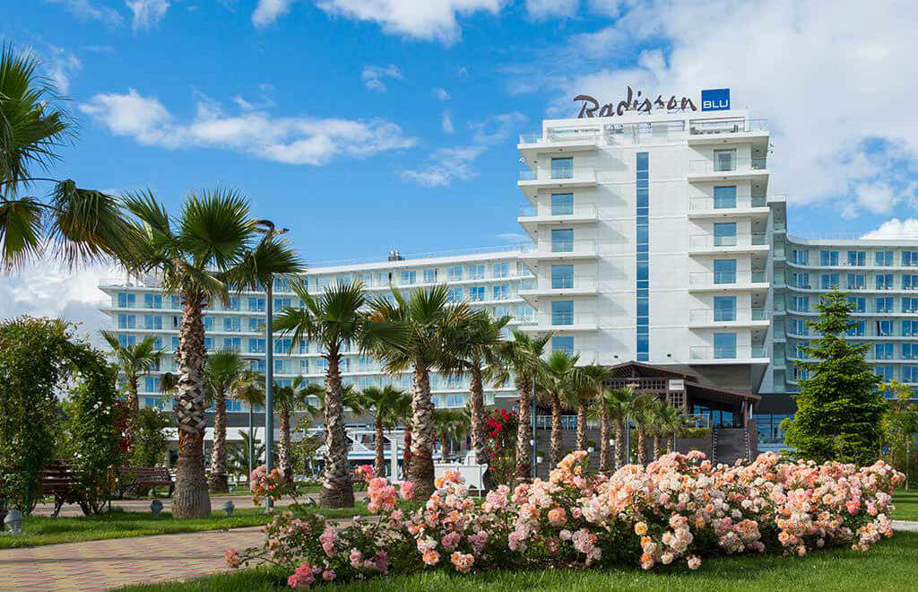 Radisson Blu Sochi wins prestigious MICE award
