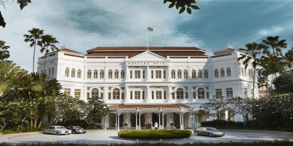 Raffles Singapore reopening highlights Accor's luxury lineup for 2019