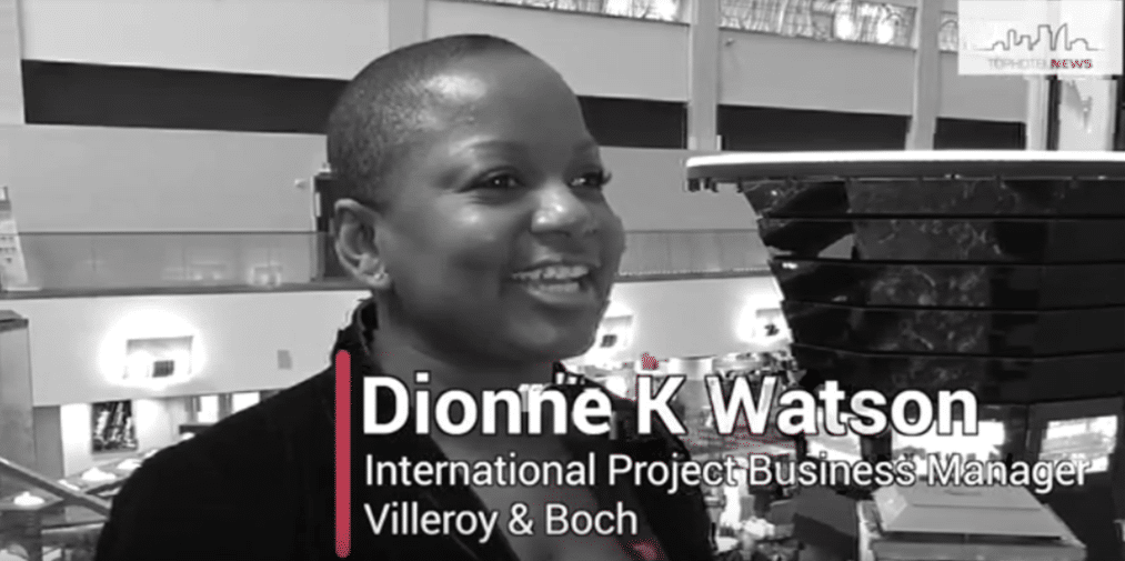 I don't sell; I get to know people instead: Dionne K. Watson