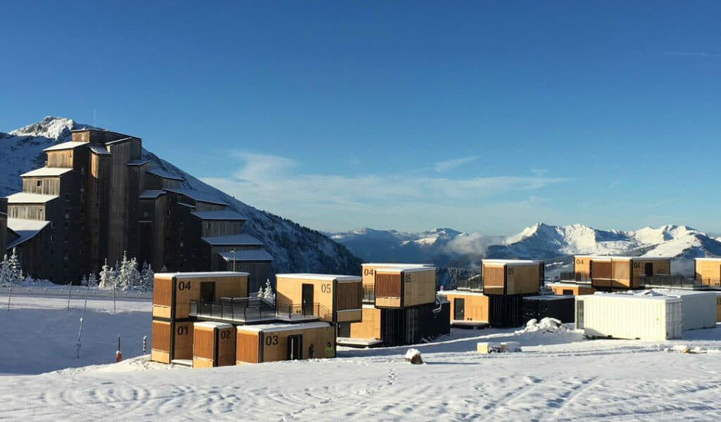 Snow pretty!: Accor's innovative new mobile offering in the French Alps