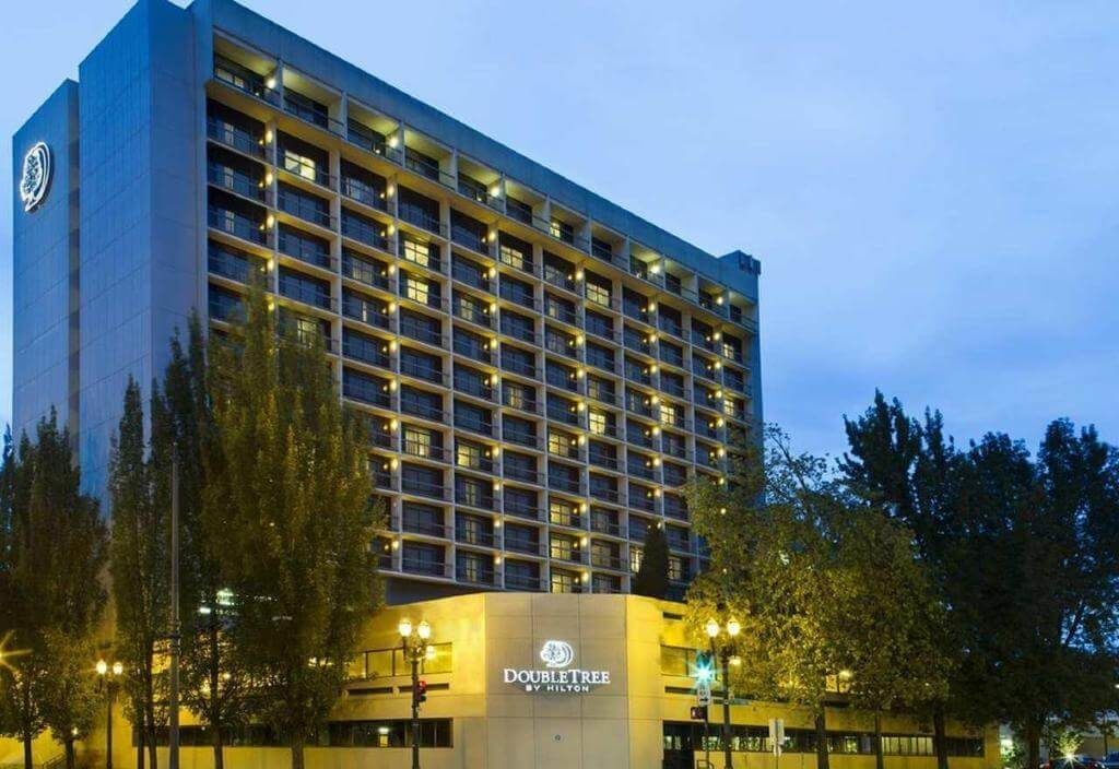 Doubletree Hilton fires staff for incident involving racial profiling