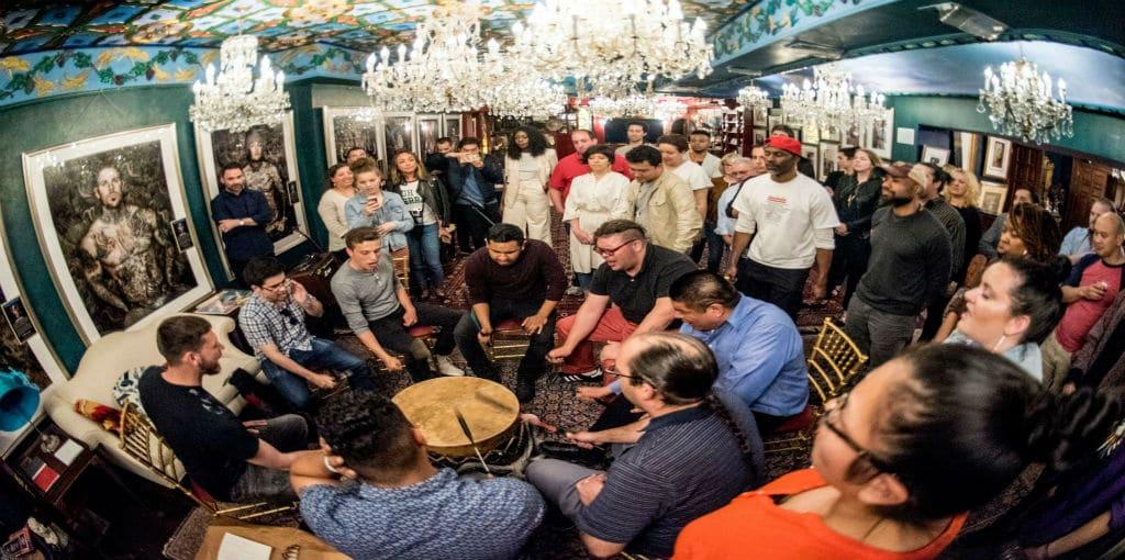 "World's ""most woke hotel"" Eaton Workshop opens in Hong Kong"