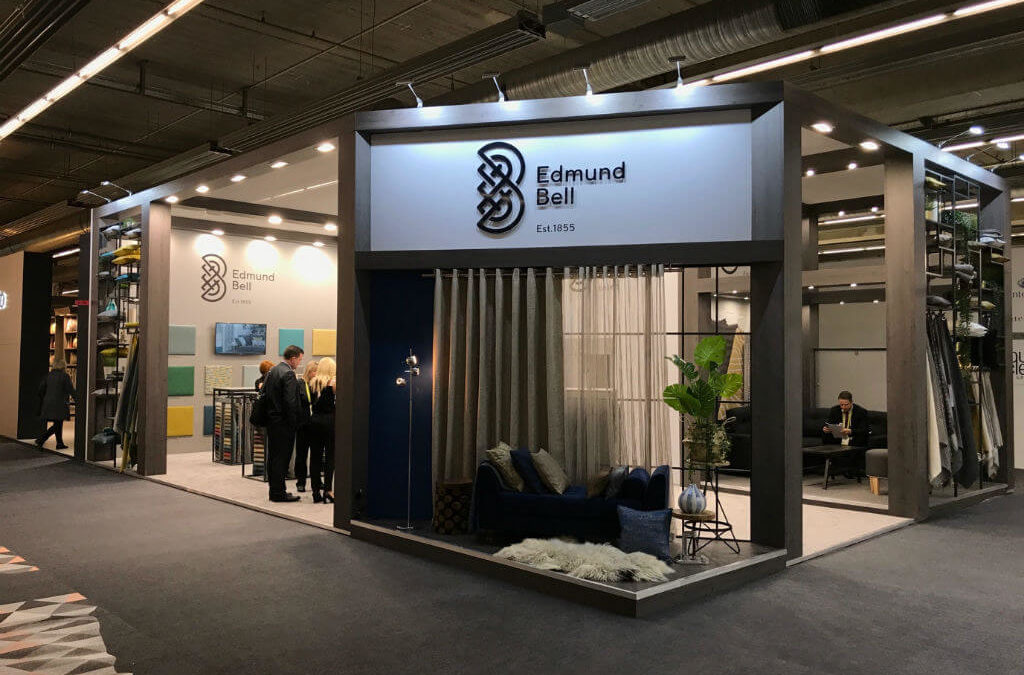 """More visitors, more opportunities; best Heimtextil yet,"" says Edmund Bell"