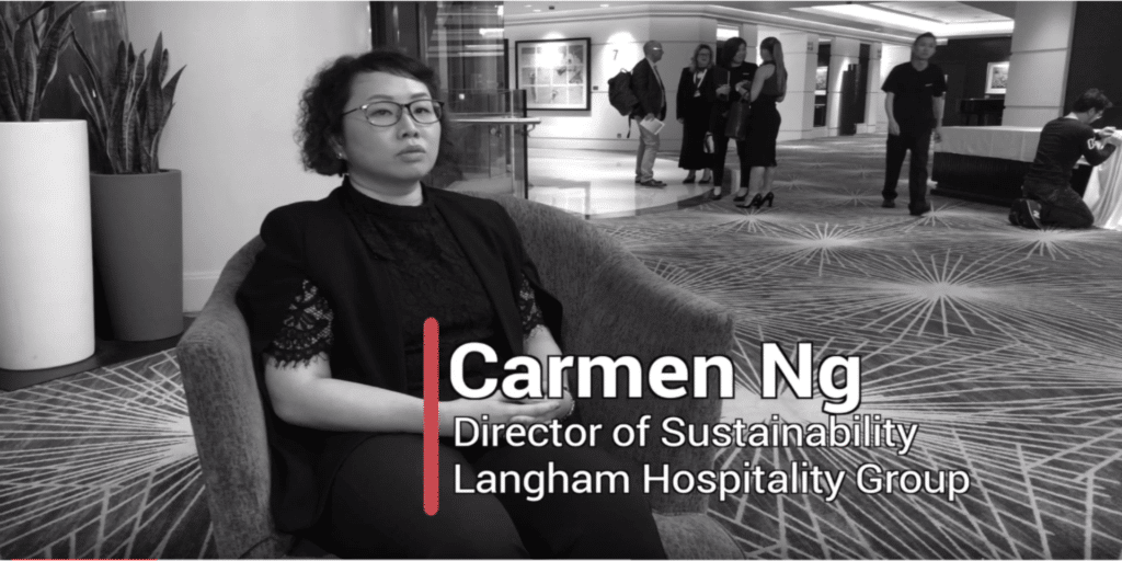 Be the change when preaching sustainability: Carmen Ng