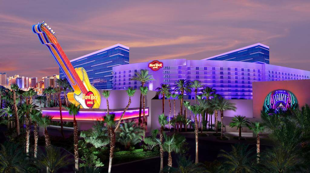 Las Vegas' emblematic Hard Rock Hotel & Casino to close for renovations