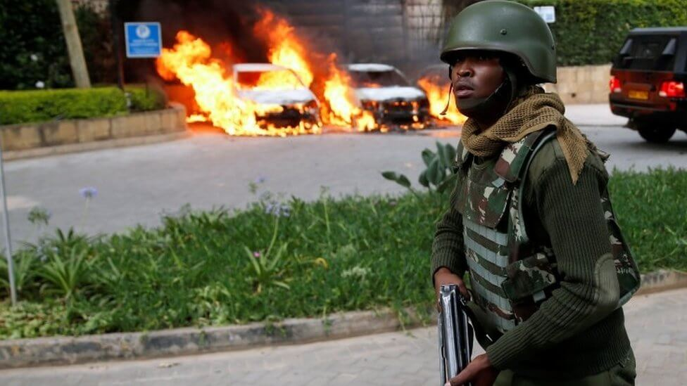 At least 21 dead as terror attack on Nairobi's DusitD2 hotel ends