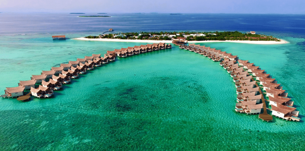 Mövenpick now in the Maldives