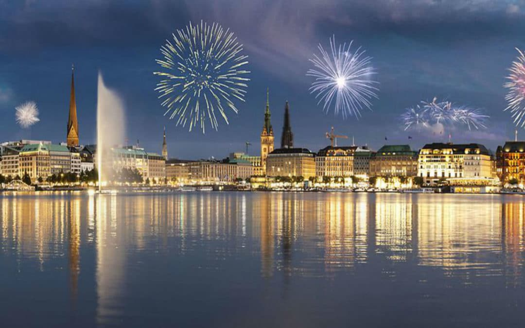 Here we go, 2019!: New year's celebrations seen from the decks of the world's top hotels