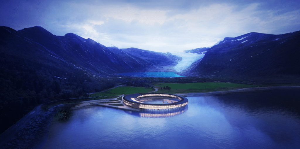 Norway forges ahead with plans for energy-supplying hotel
