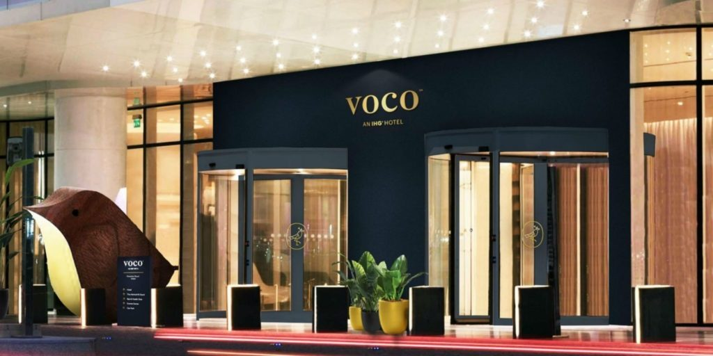 IHG rebrands Nassima Royal Hotel to become voco Dubai